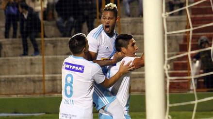 Sporting Cristal logró un triunfo que lo aferra al título por el Apertura