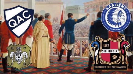 Doce clubes que ya existían en el siglo que se declaró la independencia del Perú