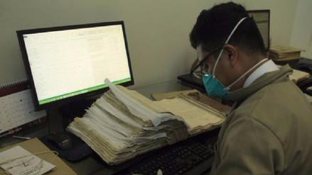 Documentos del Archivo General de la Nación estarán en internet