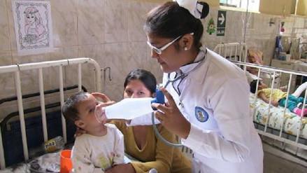 El 67% de casos de infecciones respiratorias afecta a menores de cuatro años