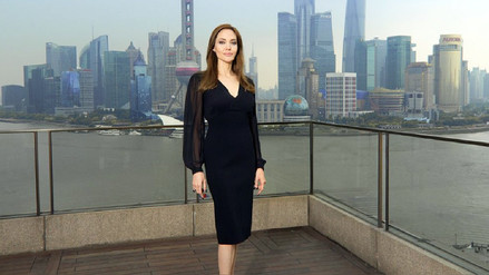 Angelina Jolie respondió tras casting infantil en Camboya