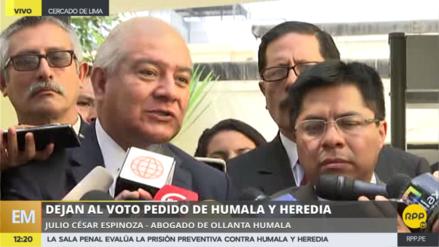 """Wilfredo Pedraza: """"Lo que tiene la Fiscalía son pruebas no comprobadas"""""""