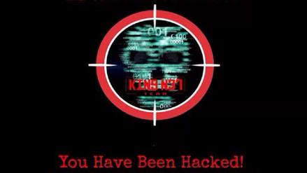 Hackeraron página web de la Municipalidad de Lima
