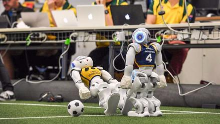 Fotos | Así juegan los mejores robots futbolistas del mundo