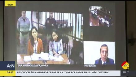 La apelación de Humala y Heredia se definirá entre el miércoles y jueves