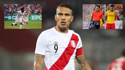 La Selección busca un '9': Farfán tiene continuidad y Ruidíaz está lesionado