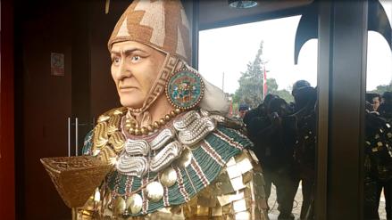 Más de siete mil turistas conocieron por primera vez el rostro del Señor de Sipán