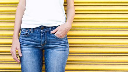 Evita los jeans ajustados en tu próximo viaje de avión
