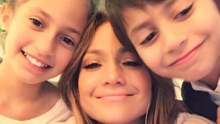 Jennifer López habló sobre la partida de la madre de Marc Anthony