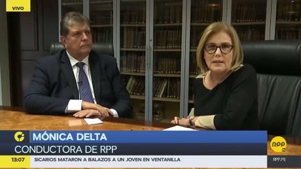 """Alan García: """"Los que más hablaban de anticorrupción y de ladrones están en la cárcel"""""""
