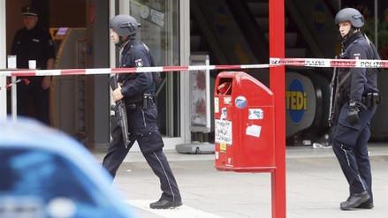 El atacante de Hamburgo quería morir como un mártir