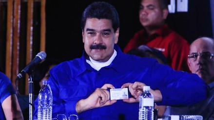Apaza plantea someter a Nicolás Maduro a un juicio político