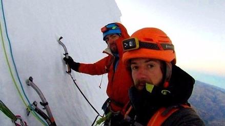 Hallan muertos a dos turistas chilenos y un ruso en nevado Pirámide