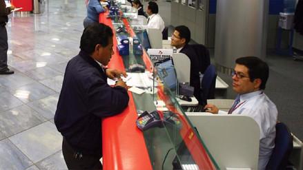 Morosidad de cajas municipales, rurales y financieras podría subir por El Niño