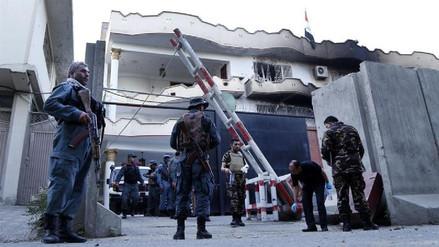 Terroristas de ISIS atacaron la Embajada de Irak en Kabul