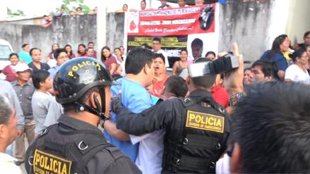 Niño muere por huelga en hospital Santa Gema de Yurimaguas