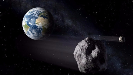 NASA hará una prueba de defensa con un asteroide real el 12 de octubre