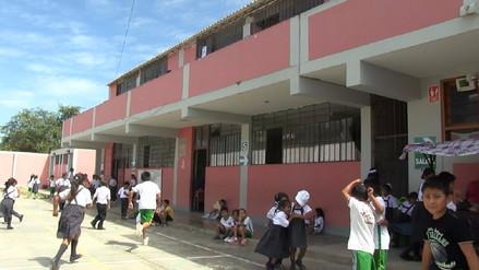 25 mil escolares lambayecanos pierden clases por huelga docente