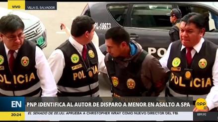 La Policía capturó a delincuentes que habrían disparado a bebé en Villa El Salvador