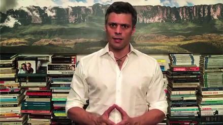 Leopoldo López volvió a la prisión militar de Ramo Verde, según su abogado