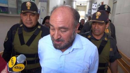 Piden 7 años de cárcel para Roberto Torres por presunta coima a perito