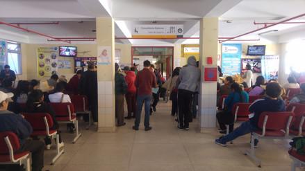 Hospital de Cajamarca pierde S/.120 mil mensuales por huelga de médicos