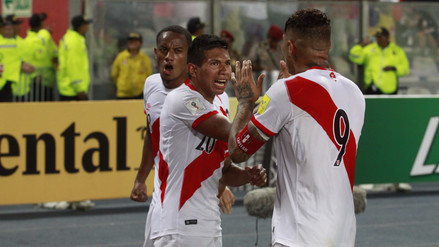 Estos son los árbitros designados para los partidos de Perú en Eliminatorias