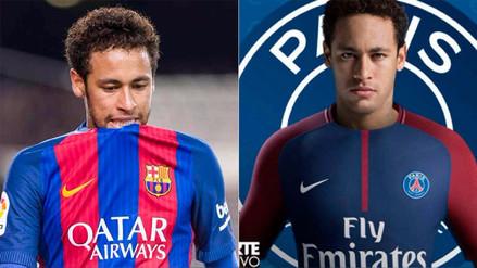 ¿Por qué Neymar dejó Barcelona para irse al PSG?