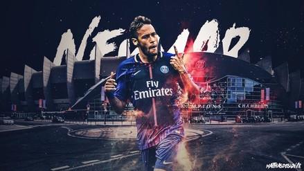 ¿Qué número de camiseta usará Neymar si ficha por el PSG?