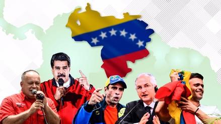 Infografía   La crisis de Venezuela en cifras