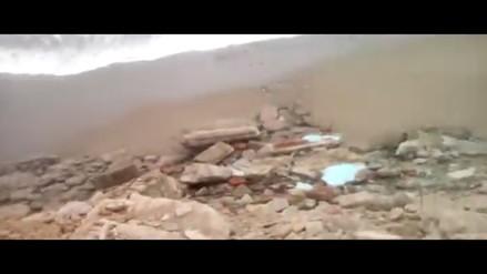Una escuela informal de conductores construye una pista y lanza el desmonte a la playa Venecia
