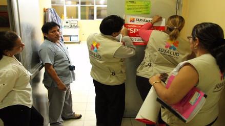 SUSALUD pide a médicos no negar atención de emergencia a pacientes