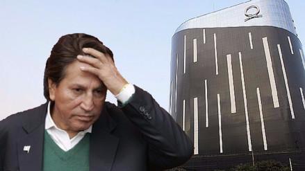 Oficina incautada a Alejandro Toledo fue cedida a asamblea regional