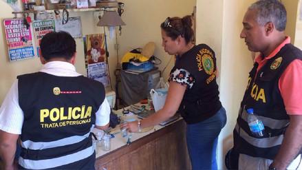 Realizan operativo de trata de personas en terminal de Arequipa
