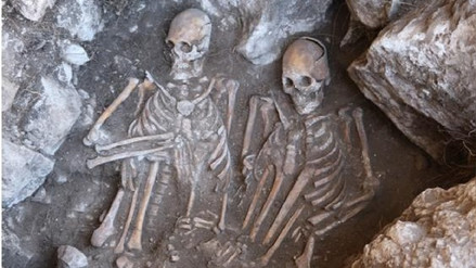 Hallan restos óseos y arqueológicos de la antigua cultura Chanka