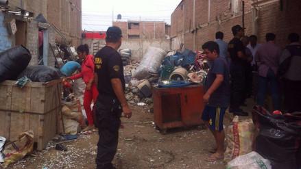 Cierran recicladoras en Chiclayo por no tener registro de salud ambiental