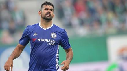 Diego Costa pedirá el transfer al Chelsea para jugar por Atlético de Madrid