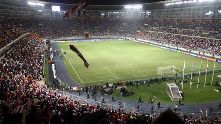 El concierto y el partido de Perú se realizarán en el Estadio Nacional
