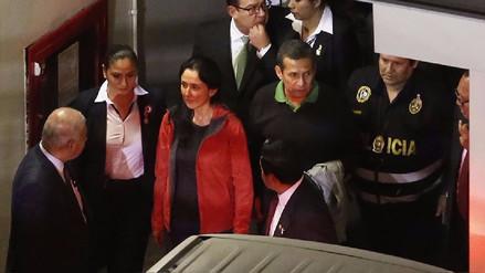 Hoy se resuelve la apelación de Humala y Heredia: estos son los posibles escenarios