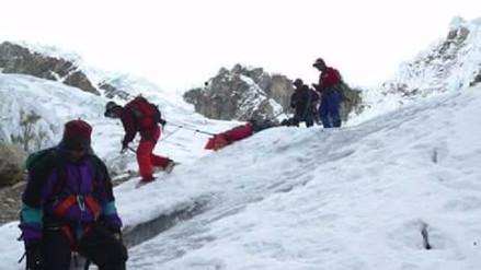 Repatrian los restos de chilenos fallecidos en nevado de Áncash