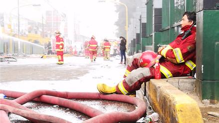 Entre 2 mil y 4 mil soles cobrarán los beneficiarios de bomberos caídos en servicio