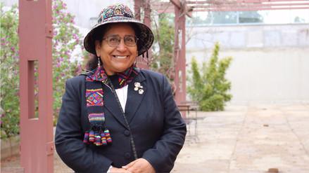 Una antropóloga cusqueña sustentó en quechua su tesis doctoral en España