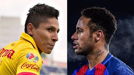 Monarcas Morelia comparó a Raúl Ruidíaz con Neymar en divertida parodia