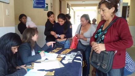 Dan certificación médica a personas con discapacidad en Leonardo Ortiz