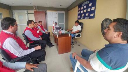 Contraloria acredita comisión auditora en municipio distrital de San José