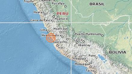 Un sismo de 3.6 grados remeció Lima esta madrugada
