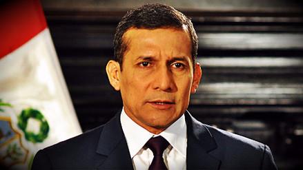 Comisión Lava Jato del Congreso interrogará a Ollanta Humala