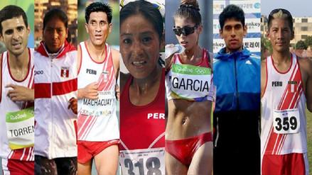 Los atletas peruanos y los días que competirán en el Mundial de Londres