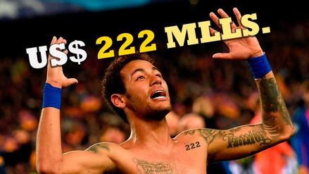 5 clubes de primer nivel que se pueden comprar con los 222 millones de Neymar
