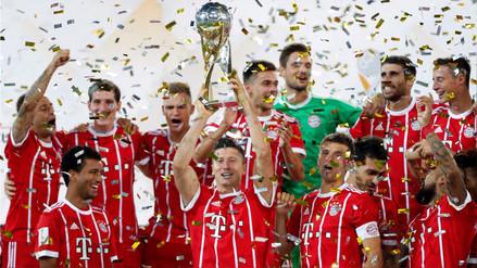 Bayern Munich, campeón de la Supercopa de Alemania